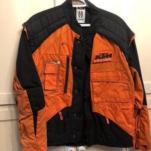 Thor KTM Racing Enduro Jacket